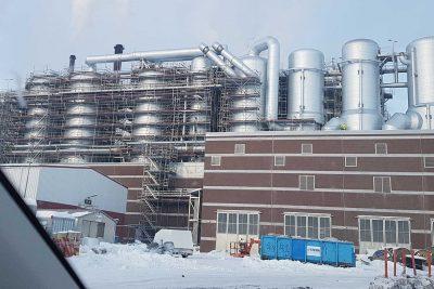 Industriställning